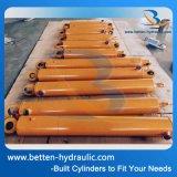 Cilindro hidráulico do curso longo do cilindro do elevador hidráulico