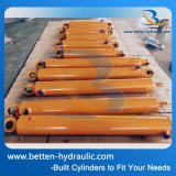 Цилиндр цилиндра гидровлического подъема длинноходовой гидровлический
