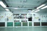 Lâmpada de calor infravermelha móvel do assoalho de Yokistar para a cabine da pintura de pulverizador