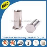 Kundenspezifische MetallEdelstahl-Hex Kopf-Schraube für Autoteil
