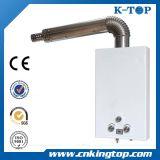 tipo calentador del balance 8L-12L de agua del gas con el panel de S/S