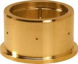 Il pezzo fuso centrifugo di precisione parte la boccola d'ottone