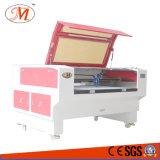 Cer-anerkannte Laser-Ausschnitt-Maschine mit Positions-Kamera (JM-1280H-CCD)