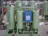 シリンダーのための機械を作る窒素