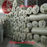 Couverture acoustique de feutre acoustique d'isolation de plafond de fibre de polyester