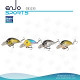 Richiamo poco profondo di pesca dell'esca di pesca dell'esca storta selezionata del pescatore (CB1235)