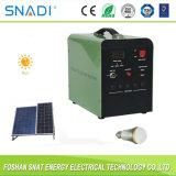 10W weg Rasterfeld Gleichstrom-vom Solarhauptbeleuchtung-Panel-System für Stromversorgung