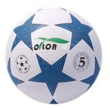2017昇進機械によってステッチされる涼しいプロフットボール、卸し売りフットボールのサッカーボール