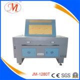 Maquinaria barata do laser com 2 cabeças (JM-1280T)