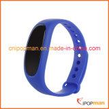 수동 IP67 Bluetooth 지능적인 팔찌, 동적인 심박수