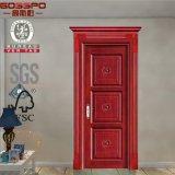 Portello interno di legno solido della nuova camera da letto domestica (GSP2-064)