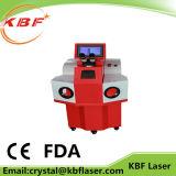 machine de soudure de tache laser De bijou de haute précision de 60With100With200W YAG
