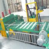 Feuille chaude de bobine de silicium de vente fendant la ligne de découpage machine