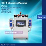 Cavitação ultra-sônica RF do equipamento 40kHz do salão de beleza da beleza que Slimming a máquina