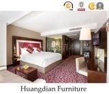주문을 받아서 만드십시오 호텔 가구 나무로 되는 침실 가구 (HD250)를