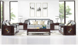 ホテルまたは居間のためのカシの終わりの現代木のソファーの舞台装置