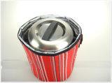 (KL231) O piquenique do poliéster da forma 600d ensaca o saco barato redondo do refrigerador da folha de alumínio