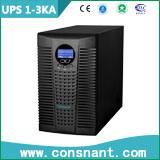 Het rek zet Online UPS voor Nauwkeurig Instrument 1-3kVA op