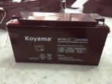 Batterie 12V150ah de SLA AGM de mémoire pour solaire, système de sauvegarde