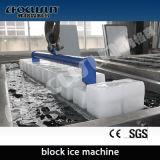 Máquina Containerized do bloco de gelo do sistema da salmoura de Focusun 12mt/24hrs