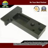 Cassa lavorante di macinazione anodizzata lucida di CNC delle parti di alluminio verticali di CNC della parte anteriore di uso di Motorsport