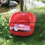 Canapé à chaise gonflable pour enfant en plein air pour enfants
