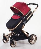 BABYpram-Baby-Kinderwagen-Baby-Spaziergänger des neuen Modell-2017 Aluminiummit En1888 genehmigt