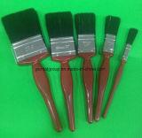 5PCS установило черную щетку краски щетинки смешивания нитей