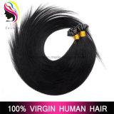 Prolonge brésilienne de cheveu d'extrémité d'u de cheveux humains de Remy de Vierge en gros