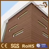 Voie de garage en bois composée de Guangzhou WPC/panneaux de mur imperméables à l'eau/revêtement en bois extérieur de mur