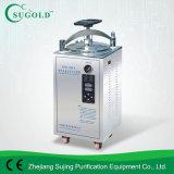 Stérilisateur vertical de vapeur de pression automatique d'affichage numérique (YXQ-LS-100SII)