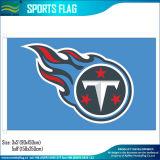 Bandeira do futebol, Bandeira do clube, Bandeira do patrocinador, Bandeira da NFL (J-NF01F03112)