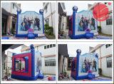 Casa de salto animosa inflable al aire libre combinada para los cabritos (T3-702)