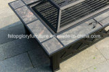 Parrilla del asador del carbón de leña de la parrilla del barril para el cocinar al aire libre del jardín (TGFT-081)