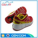卸し売り最上質のローラーは子供の車輪のローラースケートの靴に蹄鉄を打つ