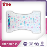 le tissu de butoir de la fuite 3D aiment les couches-culottes absorbantes superbes de bébé de couches-culottes