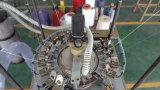 円の編む機械