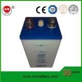 Bateria Railway recarregável Ni-CD Gn250 para a sinalização Railway