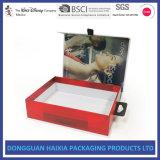 Напечатанная таможней коробка картона упаковывая для наушников спорта тарифа сердца беспроволочных