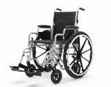 Aleación de aluminio, peso ligero, sillón de ruedas, silla del tránsito, (TR18)