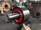 鉱山の企業またはCement/NPK/Fertilizer/Lime/Gypsumのプラントのロータリーキルンまたはドラム乾燥機のための上部転輪