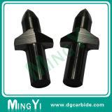 Пунш карбида вольфрама формы ISO CNC различный специальный