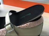 Вскользь ботинки для ботинок боли ног предохранения Mary Jane женщин