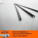 Alambre de acero de la alta PC del carbón del diámetro 4.8m m en la bobina (espiral)