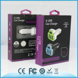 Caricatore dell'automobile di batteria del USB 5.2A del caricatore dell'automobile del telefono di Universial 4USB