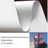 Überzogene Frontlit Fahne für Latex-Drucken