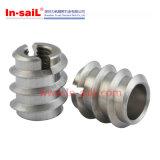 Inserção parafusada do aço DIN7965 inoxidável