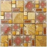 Нутряная мозаика цветного стекла плитки на промотировании (AJ2A1012)
