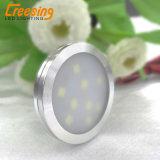 Ultra dünnes Schrank-Licht des Metall1.8w LED mit Cer und RoHS