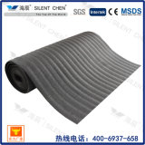 2mm wasserdichter Schaumgummi-Unterlage-Teppich des Weiß-EPE für lamellenförmig angeordneten Bodenbelag